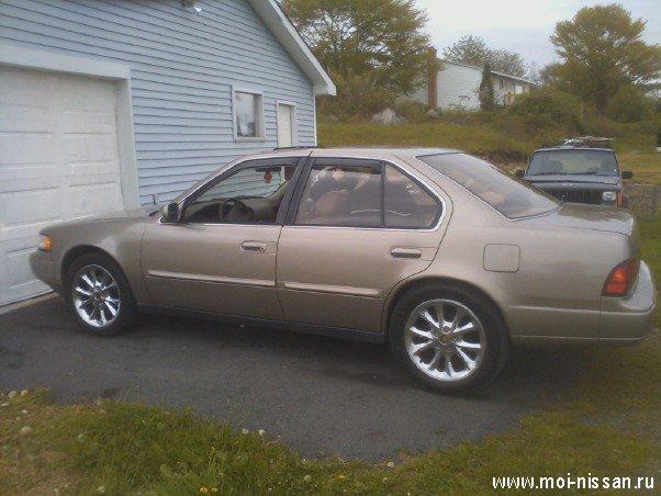 1991 Nissan Maxima видели очень мало изменений для модельного года, которые были ограничены косметических улучшений...